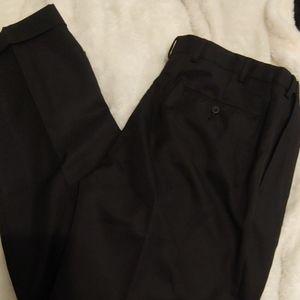 Joseph A Bank golf pants color black 38 x 32